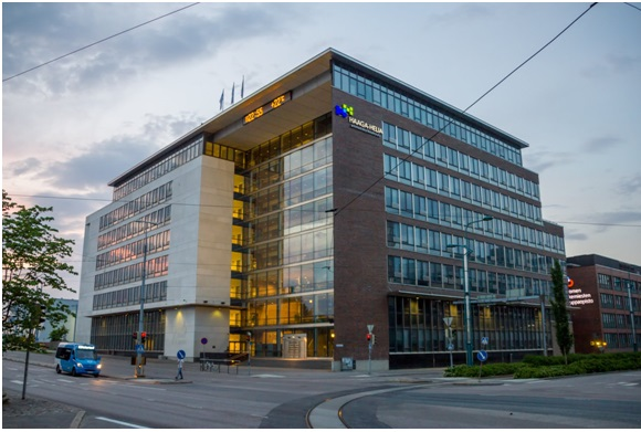 Główny budynek uniwersytetu