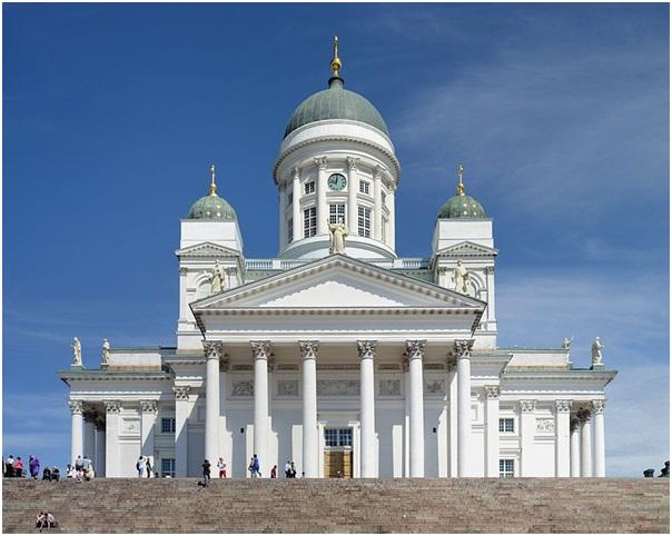 Luterańska Katedra w Helsinkach (Helsingin tuomiokirkko)