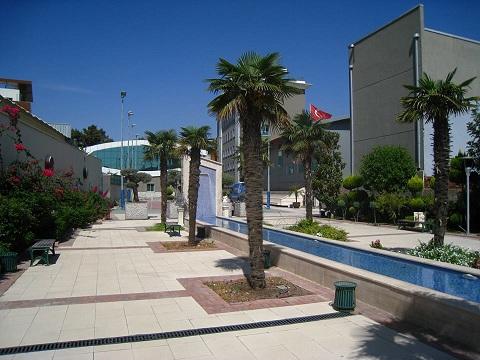 Kampus Uniwersytetu Yasar