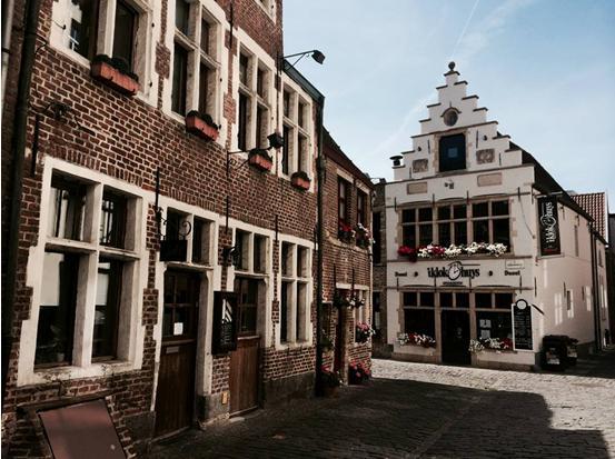 Zabytki architektury flamandzkiej (fot. autor)