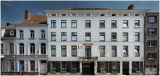 Hotel de Flandre mieści się w zabytkowym budynku z XIX wieku (fot. Hotel de Flandre)