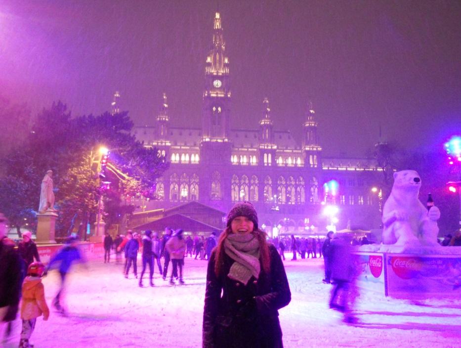 Wiener Eistraum – lodowisko przed ratuszem wiedeńskim