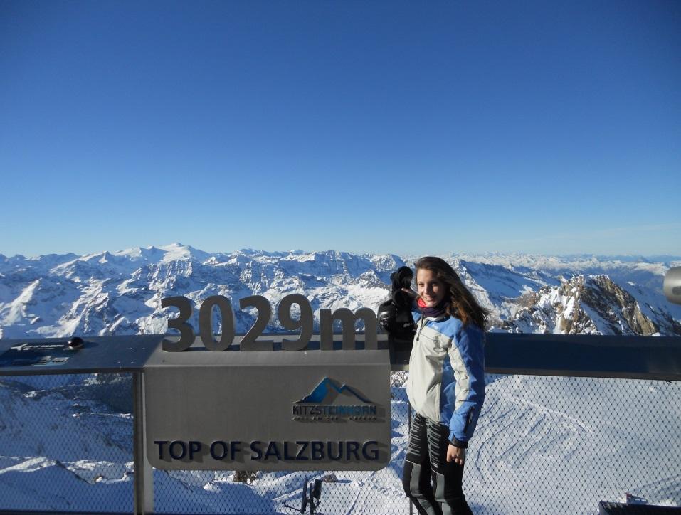 Top of Salzburg – wspomnienie z wycieczki narciarskiej EBN do Zell Am See