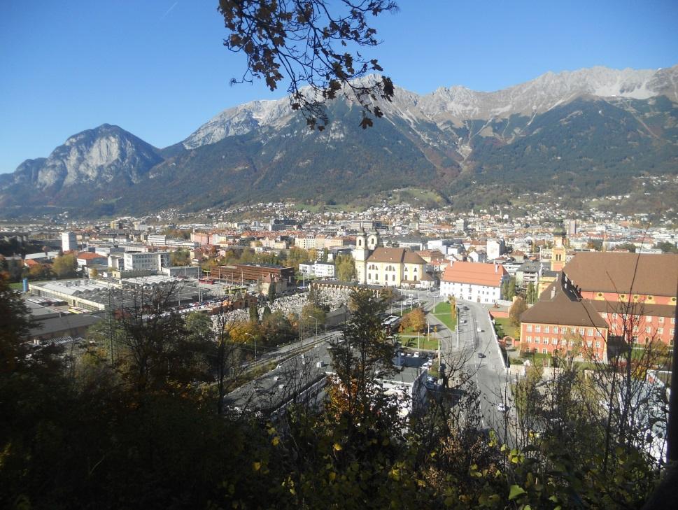 Panorama Innsbrucka