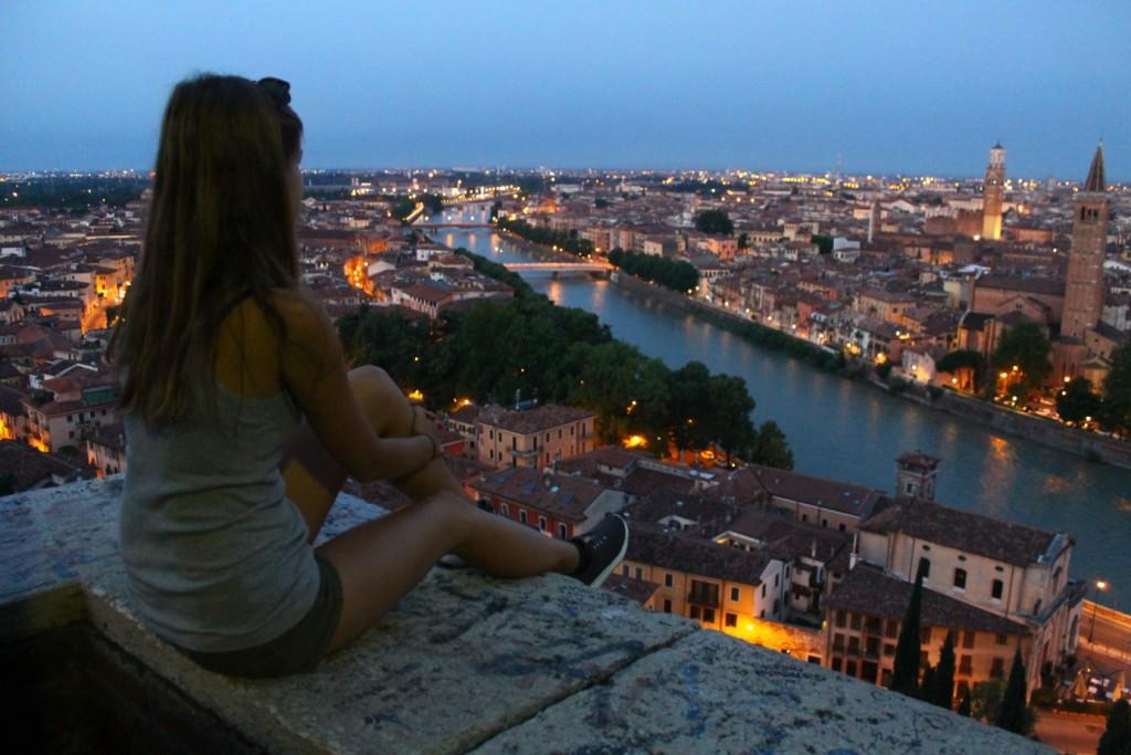 Wzgórze San Pietro, źródło: zbiór własny autora