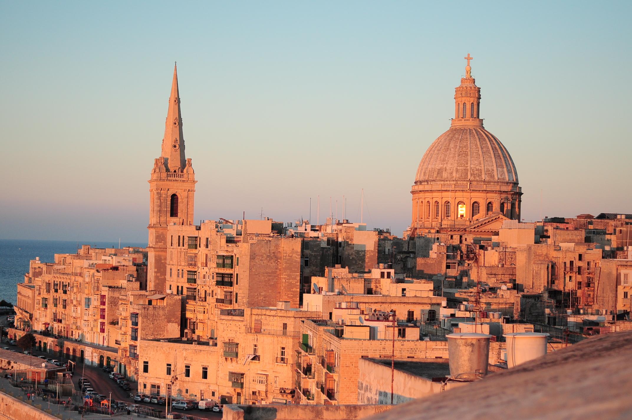 Valletta źródło: www.instagram.com/kacpertroc