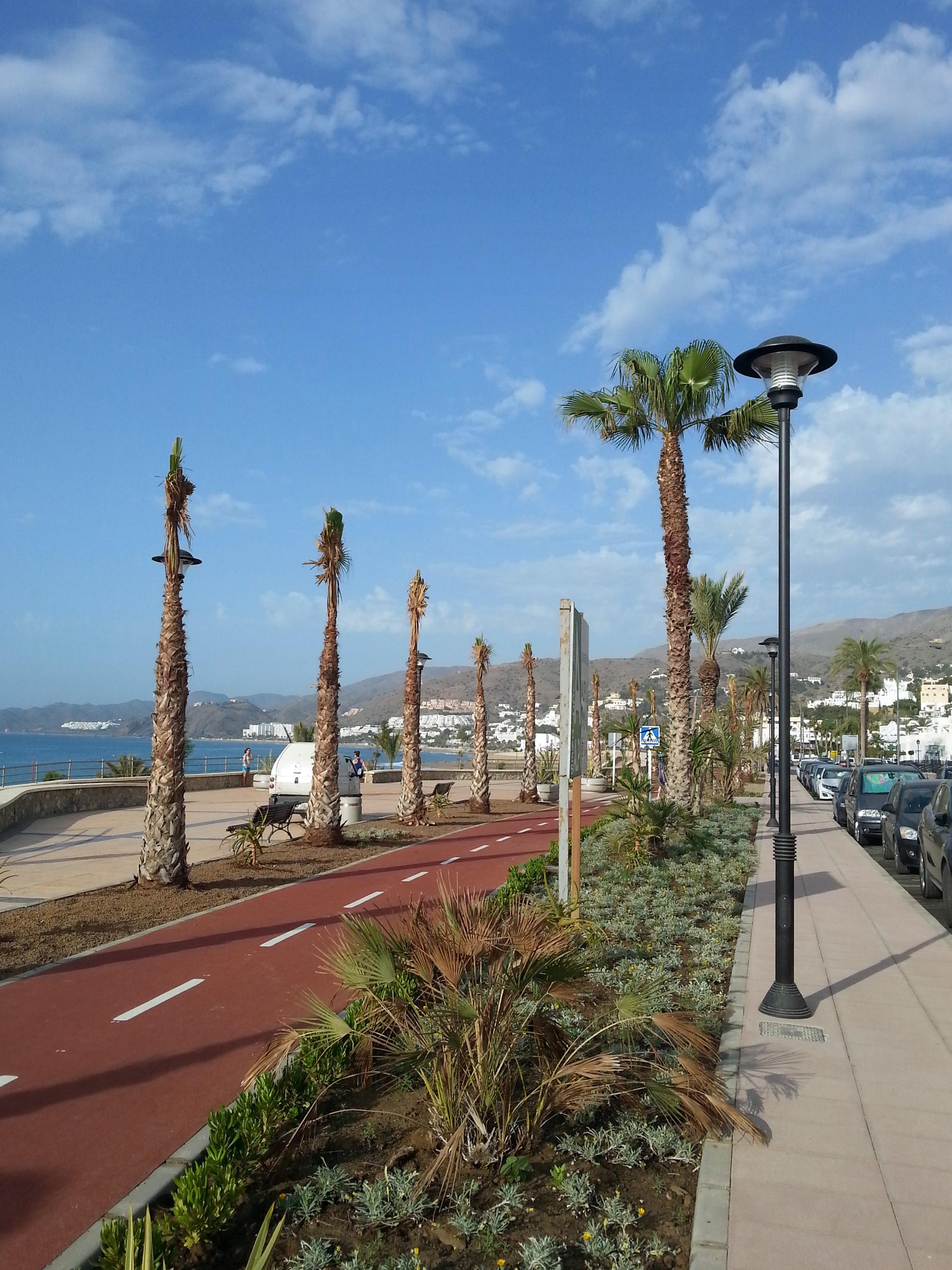 Mojácar Playa Źródło: zbiór własny autora