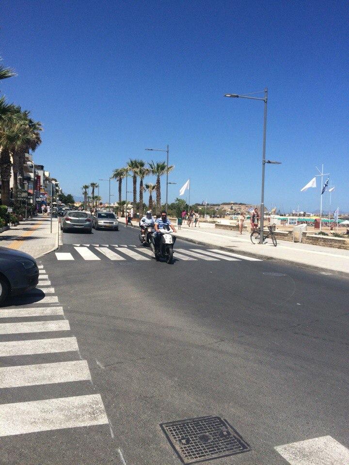 Kreta, Rethymno. Dzień 1