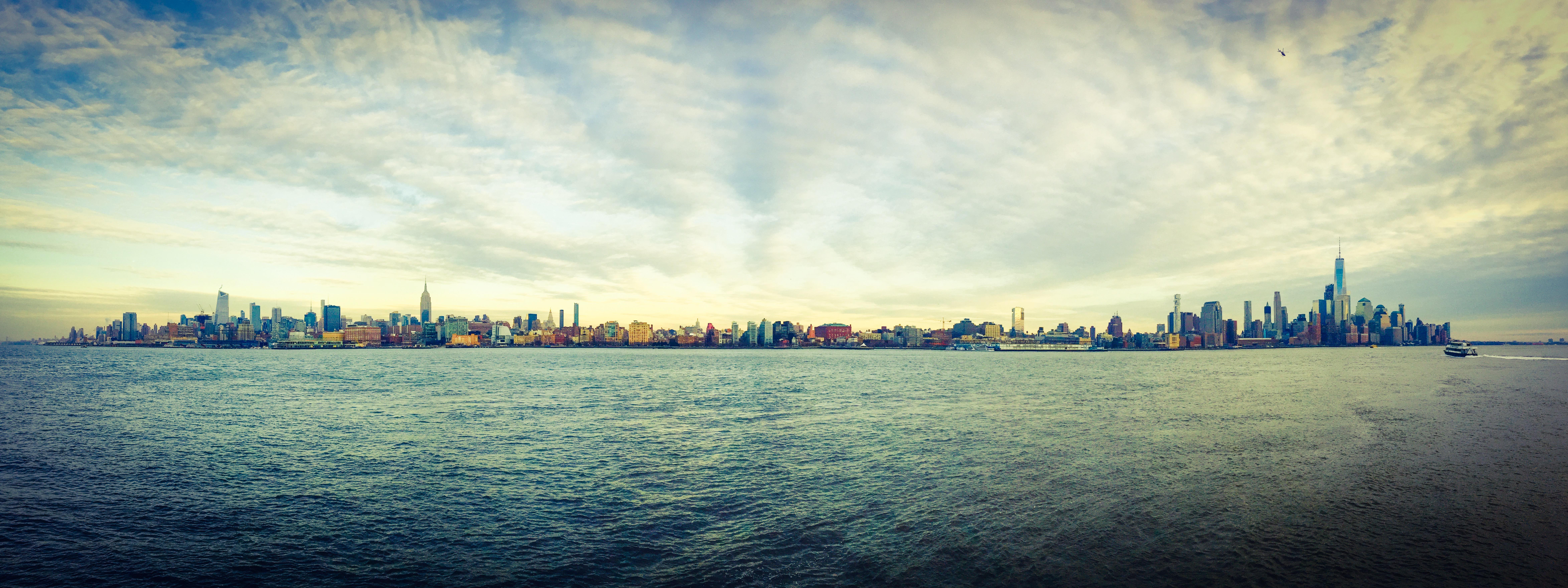 Widok na Manhattan, Nowy York. Źródło: zbiór własny autora