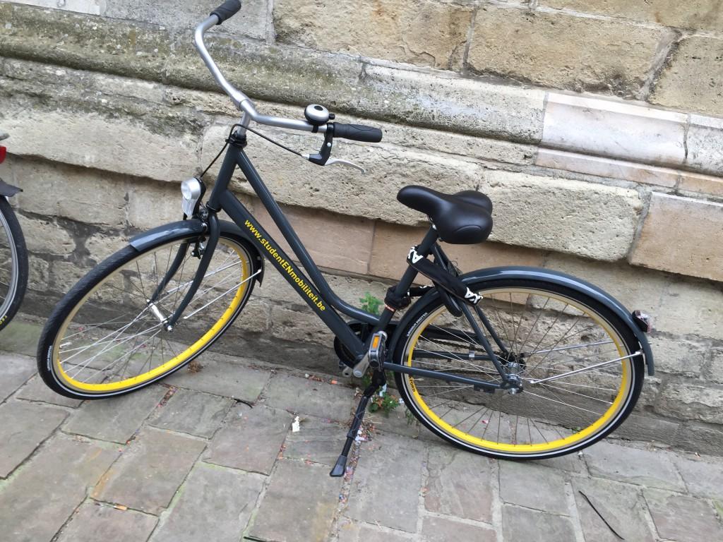 Rower- przyjaciel na dobre i na złe ;) źródło: zbiór własny autora