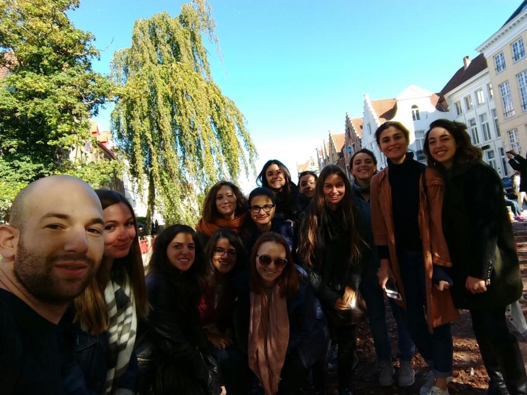 Wypad do Brugge , Belgia źródło: zbiór własny autora