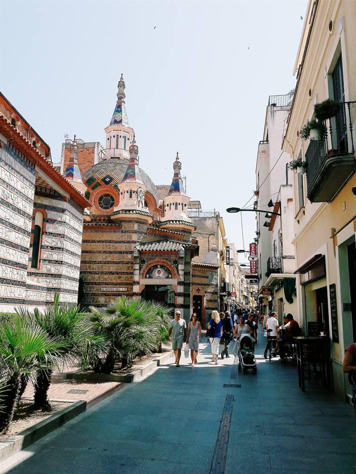 Kościół Sant Roma, Lloret de Mar źródło: zbiór własny autora