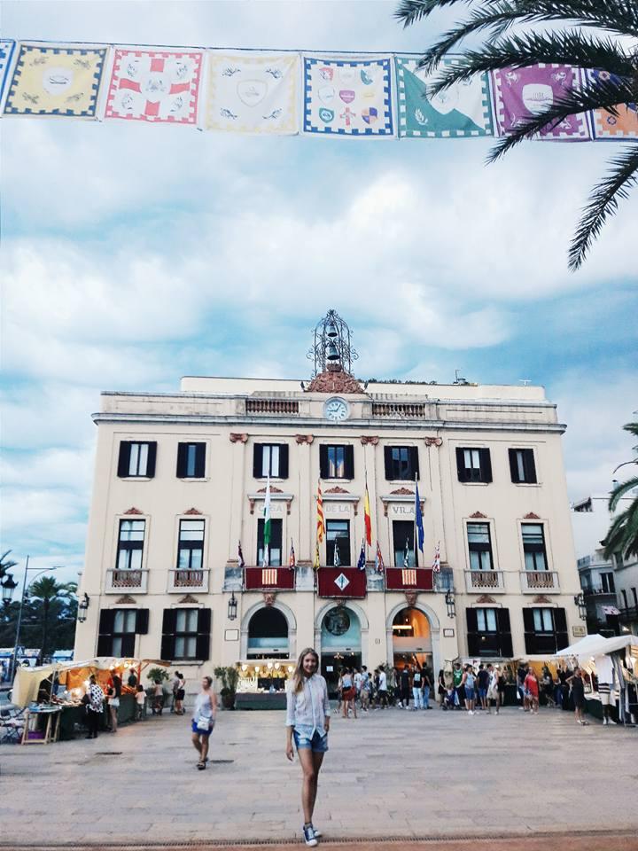 Casa de la Villa, Lloret de Mar źródło: zbiór własny autora