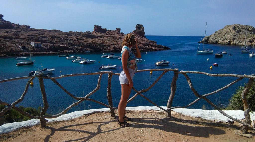 Cala Morell - wg mnie najpiękniejsze miejsce na wyspie, źródło: zbiór własny
