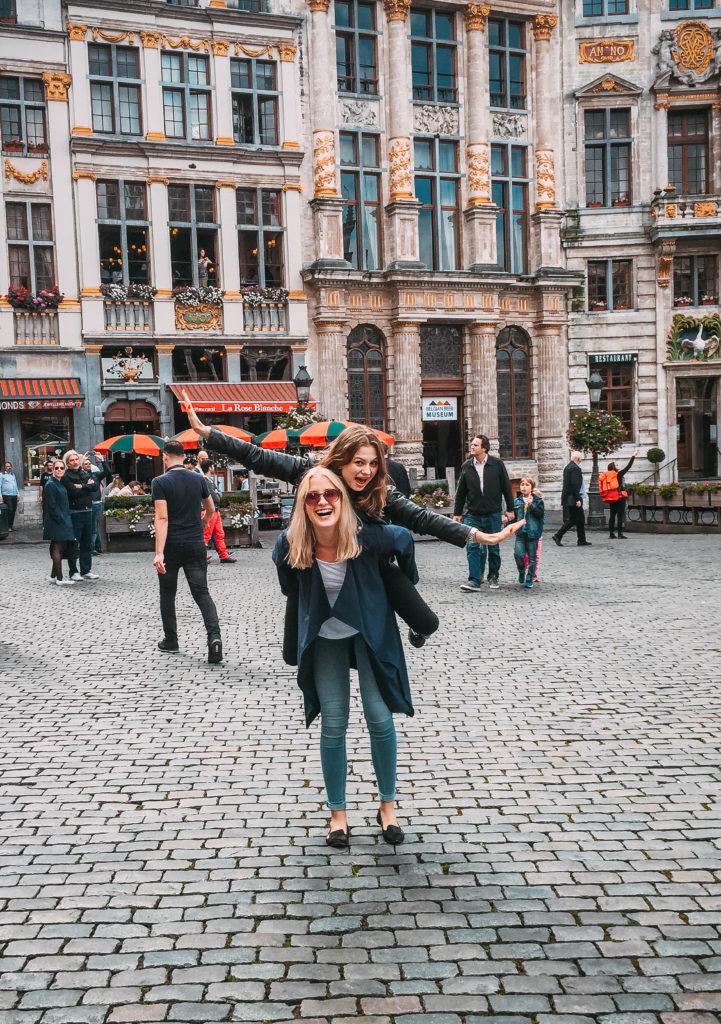 Erasmusem być! źródło: zbiór własny