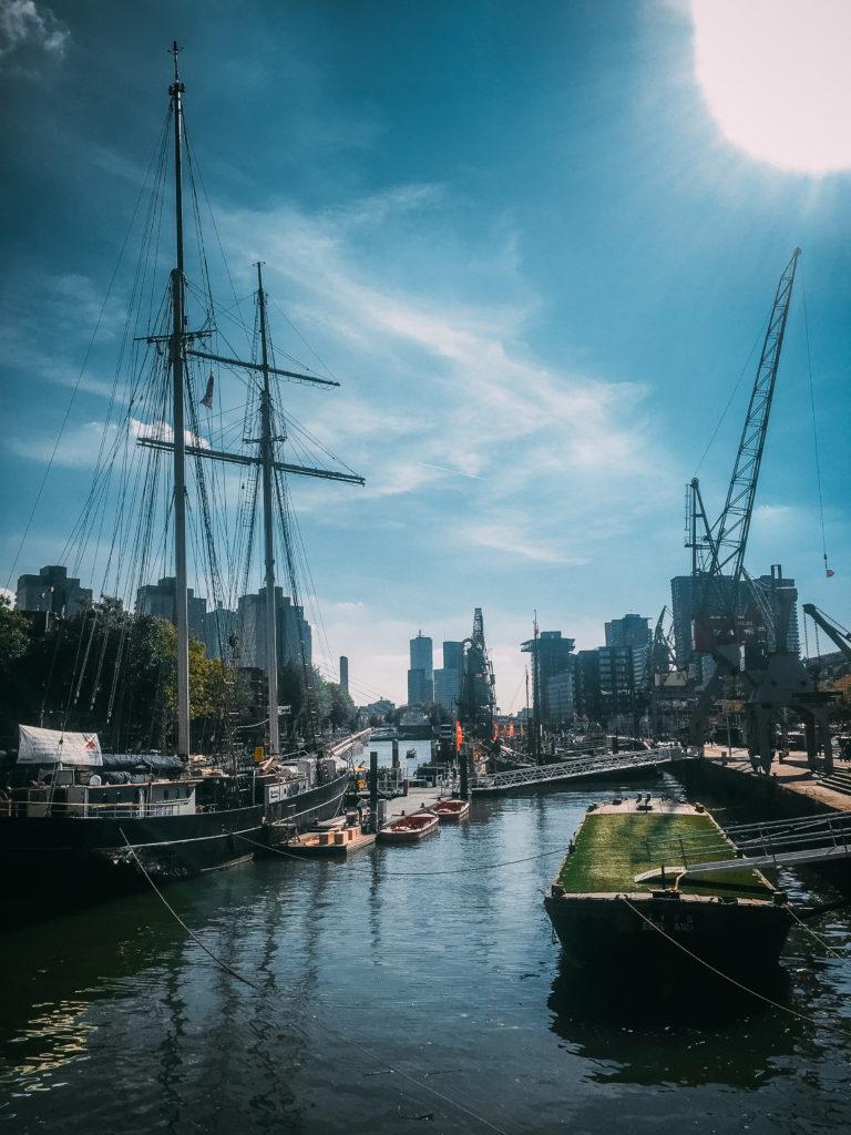 Rotterdam, źródło: zbiór własny