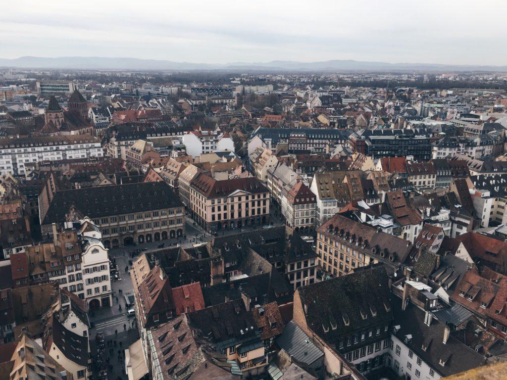 Strasburg, źródło: własne