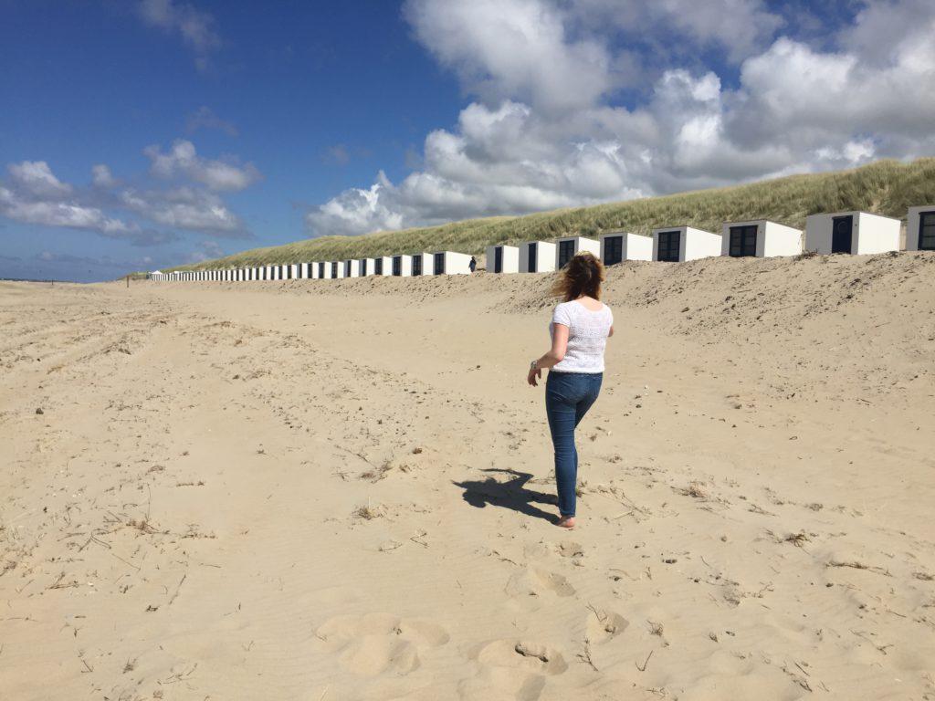 Wyspa Texel, źródło: własne