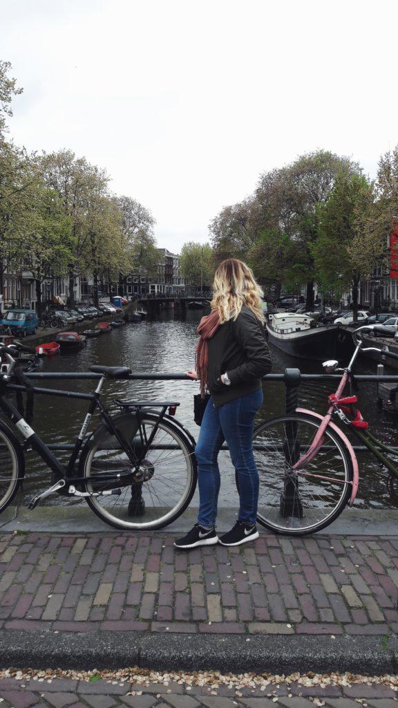 Amsterdam, źródło: własne