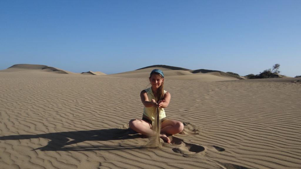 Wyspy Kanaryjskie- Gran Canaria, źródło: własne